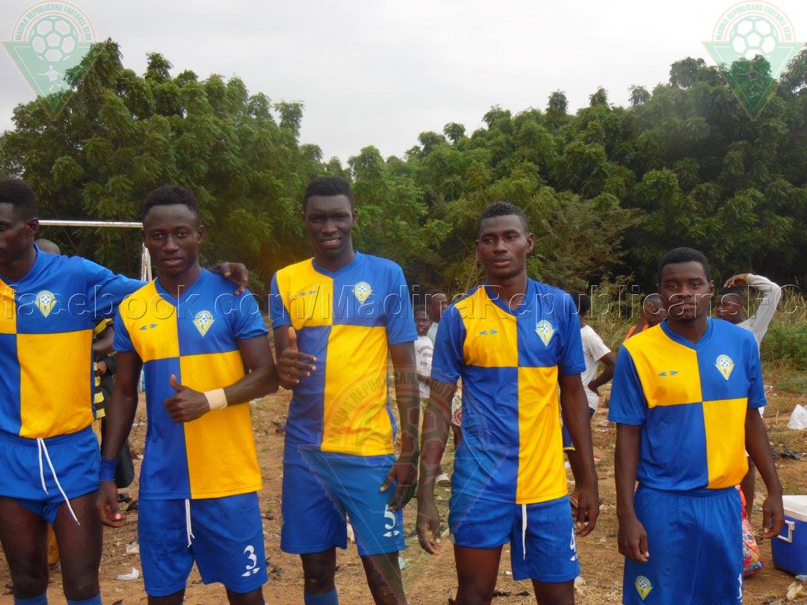 Division Two League Zone IV: Madina Republicans end first round with 2-0 win