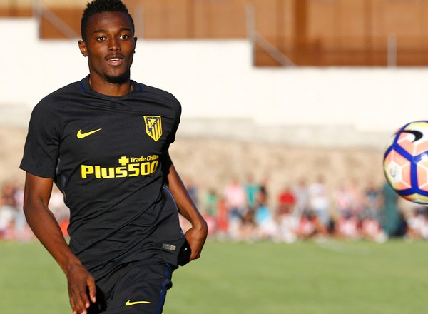 Ghana midfielder Bernard Mensah still eyes Atletico Madrid success