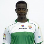 Spanish side Elche to decide on Michael Anaba's future