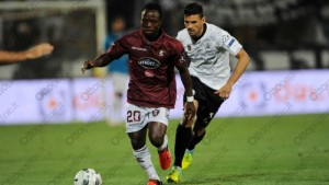 Ghanaian midfielder Moses Odjer doubtful for Salernitana's clash against Hellas Verona