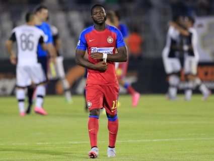 Europa League: Muniru Sulley and Steaua Bucuresti side to play in Group stage