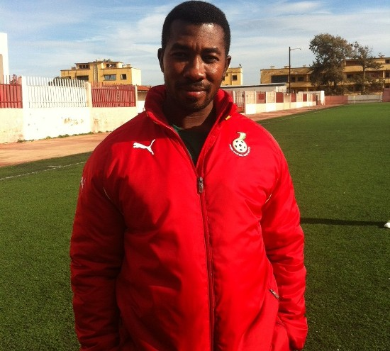 Ghana's Prince Pambo named instructor for CAF MRI course in Cairo this month