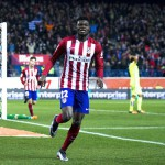 Thomas Partey ruled out of Atletico Madrid's game against Leganes