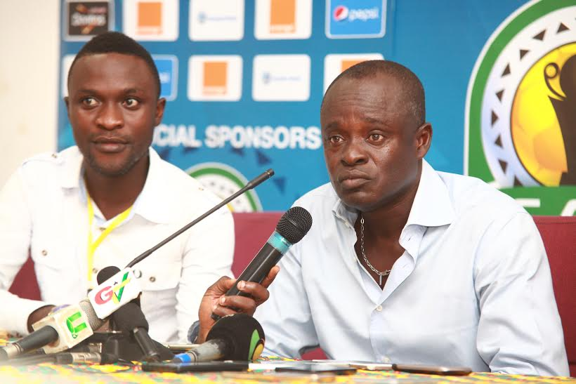 Medeama coach Prince Owusu set to quit after absence in win at Ebusua Dwarfs