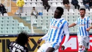 Italian second-tier side Novara keen to sign Ghanaian midfielder Ransford Selasi from Pescara
