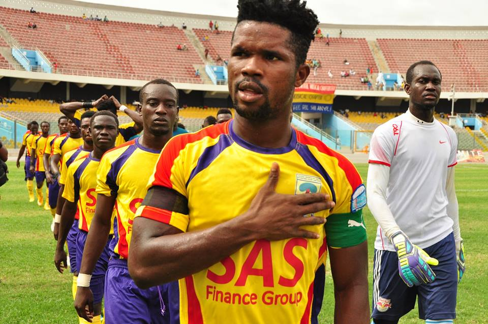 Hearts captain Robin Gnagne agrees deal to pen one-year extension