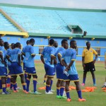 VIDEO: Rwanda start training today for Ghana AFCON clash in Accra