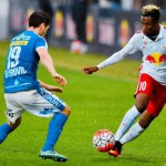 Samuel Tetteh: Imperious Ghana winger has scored in each of his last three games for Lieferingg