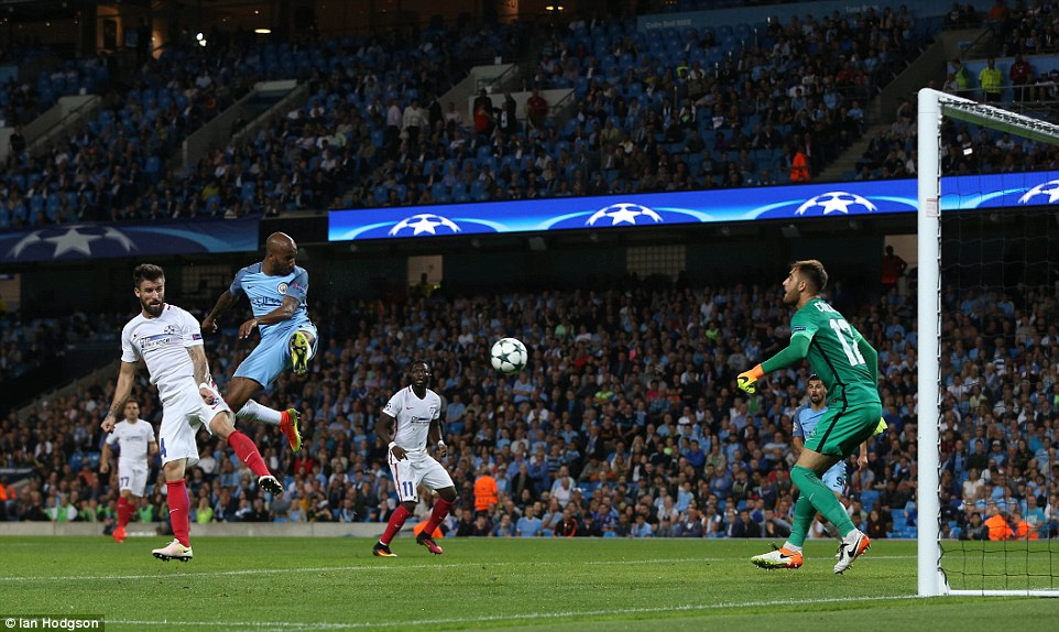 Uefa Champions League: Ghanaian Sulley Muniru exits competition with Steaua Bucuresti after Man City loss