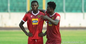 Kotoko midfielder Theophilus Nyame latest to join injury bandwagon