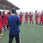 PHOTOS: WAFA SC step up preparations for Hearts of Oak on Sunday