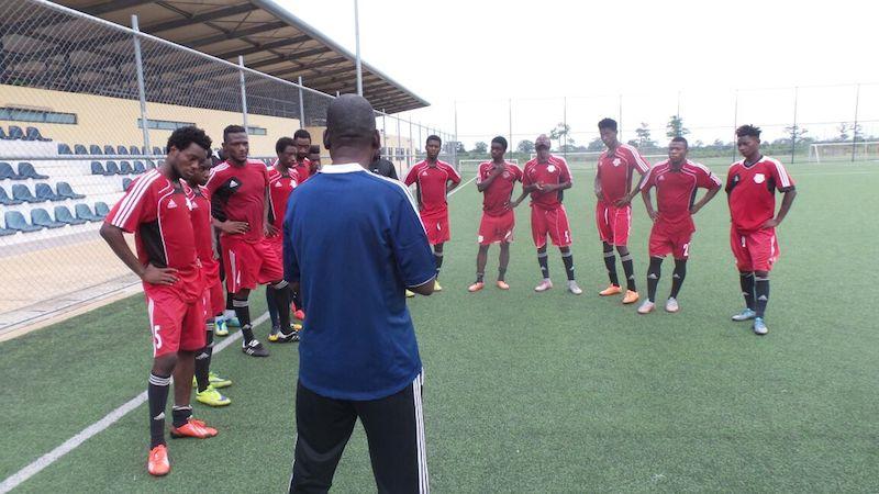 VIDEO: WAFA SC step up training for Hearts of Oak clash