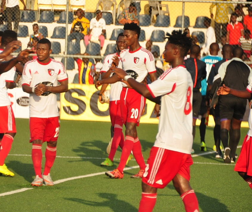 The Blind Pass: A weekly feature on the Ghana Premier League - The fairy tale run continues