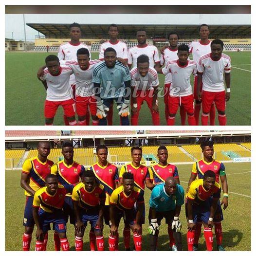 Re-live the Ghana Premier League LIVE play-by-play: WAFA 3-0 Hearts