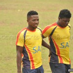Hearts of Oak midfielder Richard Yamoah finally returns to first team training