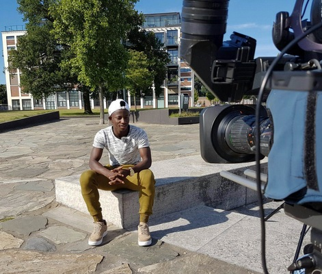 VIDEO: Manchester City loanee Yaw Yeboah talks about Dutch Eredivisie & ambitions