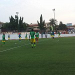 Aduana Stars train on Kotobabi Sports Complex AstroTurf pitch ahead of clash with WAFA