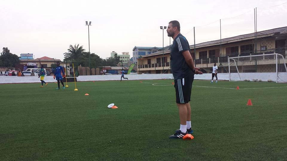 VIDEO: Watch Aduana Stars train on Kotobabi AstroTurf ahead of WAFA clash