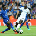 Twitter ERUPTS over Daniel Amartey performance for Leicester City