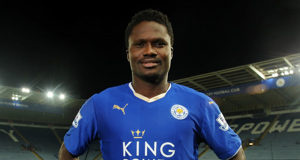 Ghana defender Amartey continues to warm bench as Leicester bench as Arsenal hold Foxes