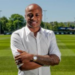 Video: Watch Andre Ayew printing his own West Ham jersey, expresses delight