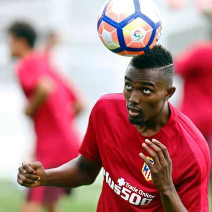 Atletico Madrid loan out midfielder Bernard Mensah to Turkish side Kasimpasa SK- Report