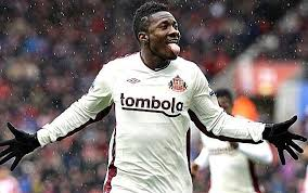 Asamoah Gyan wants to prove himself again in England
