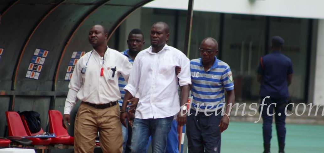 CK Akonnor: Dreams FC coach returns to work after illness