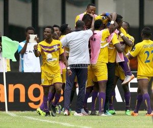 Medeama name defensive-minded set-up ahead of MO Bejaia clash; Amoah, Muntari absent