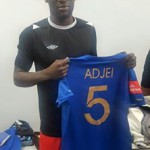 Former Wa All Stars defender Joseph Adjei handed jersey number 5 at Cape Town City