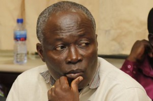 Financial crisis hit Ghana's junior national teams, as tough-talking minister Nii Lantey Vanderpuje runs for cover