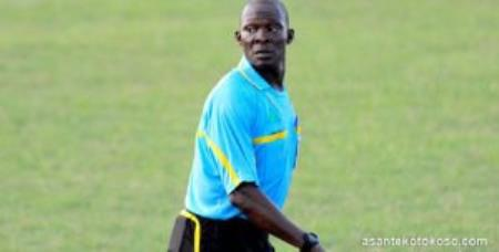 Wa-based Seidu Bomison appointed to handle Kotoko versus Berekum Chelsea; Week 27 match officials name