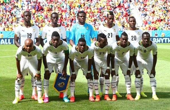 Black Stars to hold first training session ahead of Rwanda clash in Accra today