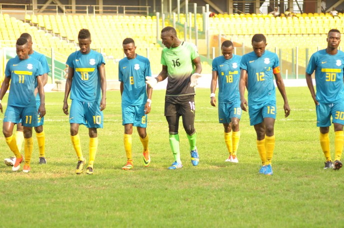 Wa All Stars draw 1-1 with Tema Youth in pre season friendly