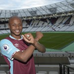 Ayew delighted over West Ham switch, vows to work hard with Hammers