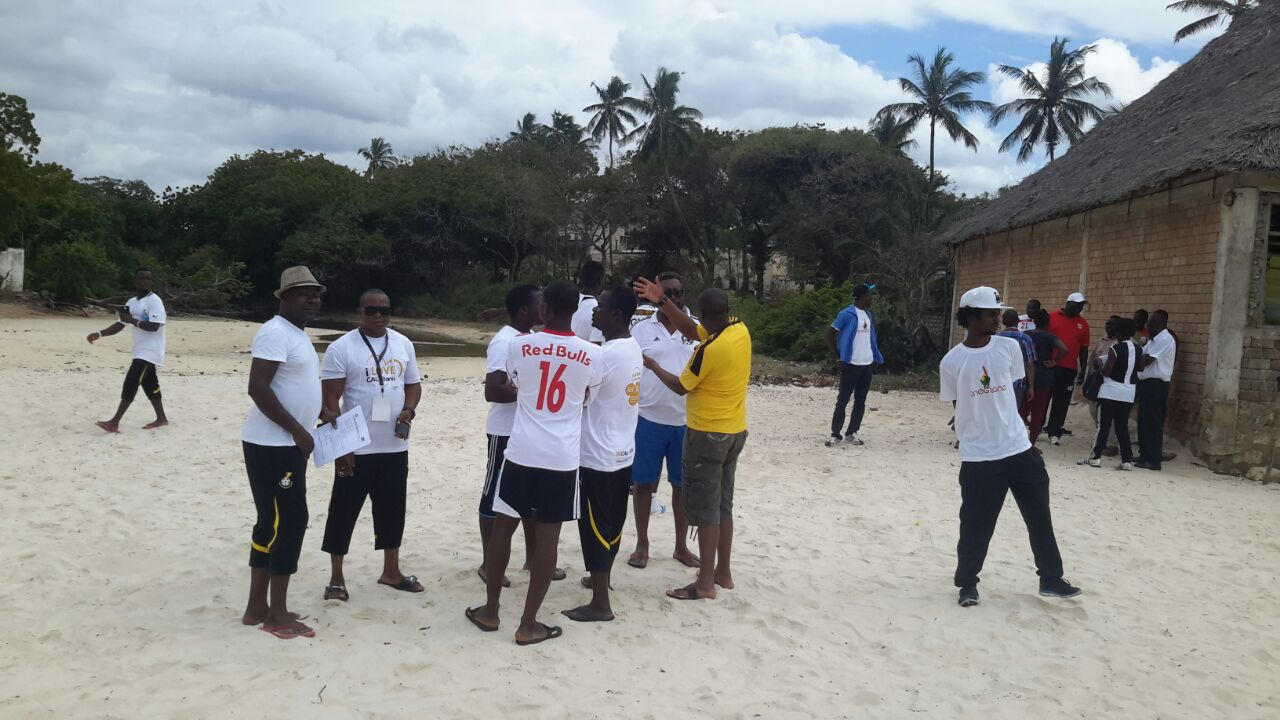 ​AFCON 2016 BEACH SOCCER QUALIFIER: Black Sharks ready for Kenya test
