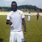 Aduana Stars Bright Adjei nominated again for CNN goal of the week
