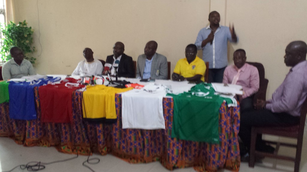 OFFICIAL: Ghana FA launches National U15 Championship