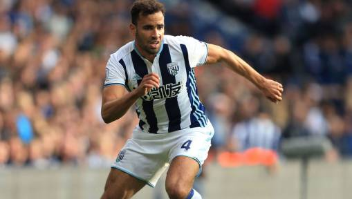 West Brom Fans Already Have a Chant for Deadline Day Signing Hal Robson-Kanu