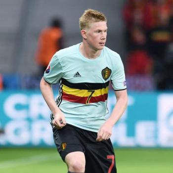 MAN CITY - De Bruyne out for four weeks