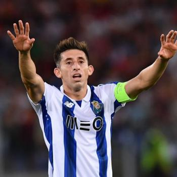 JUVENTUS will bid for PORTO star Herrera if fail to sign Witsel