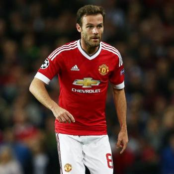 MAN UNITED - Mata: