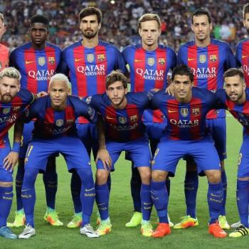 BARCELONA FC - 20 players called up for CL clash against 'Gladbach