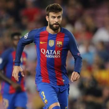 BARCELONA - Pique could be tempted by a move to the MLS