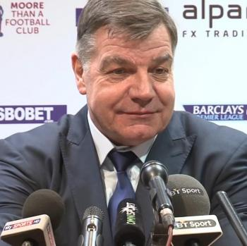 BREAKING NEWS - Allardyce tried to 'get around' FA rules on player transfers
