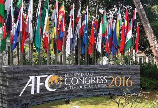 AFC Extraordinary Congress 2016 has closed