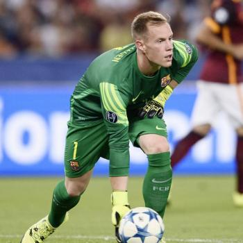 BARCELONA star ter Stegen lining up a new deal