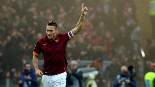 Francesco Totti: 40 years of the Eternal City's perpetually reigning King