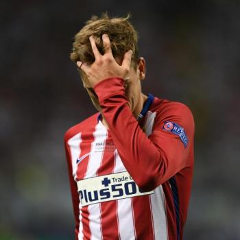 ATLETICO MADRID, Griezmann praises his manager Simeone