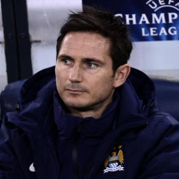 CHELSEA star Lampard 'never envisaged playing for MAN CITY'
